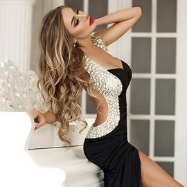 Beautiful lady Elizaveta, 29 yrs.old from Kiev, Ukraine