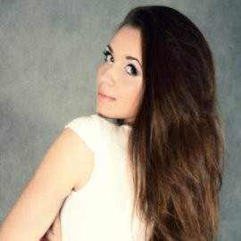 Pretty girl Karina, 22 yrs.old from Kiev, Ukraine