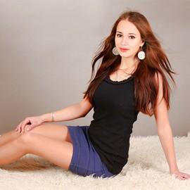 Beautiful girlfriend Yekaterina, 20 yrs.old from Sumy, Ukraine