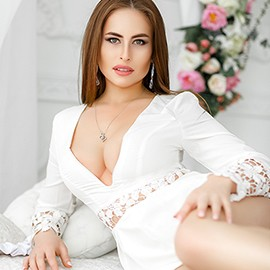 Single mail order bride Elena, 29 yrs.old from Odessa, Ukraine