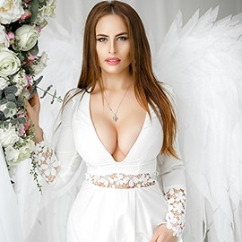 Amazing mail order bride Elena, 29 yrs.old from Odessa, Ukraine