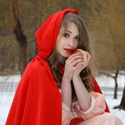Pretty lady Oksana, 20 yrs.old from Kiev, Ukraine