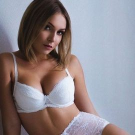 Pretty miss Anna, 24 yrs.old from Donetsk, Ukraine