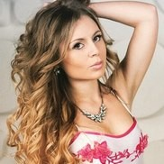 Single bride Hanna, 22 yrs.old from Kiev, Ukraine