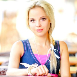 Pretty bride Yelizaveta, 28 yrs.old from Sumy, Ukraine