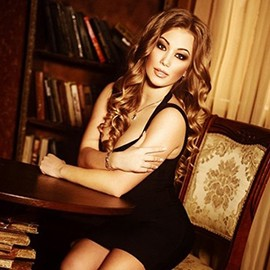 Beautiful woman Roksolana, 23 yrs.old from Kiev, Ukraine