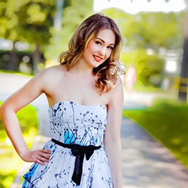 Charming bride Anna, 28 yrs.old from Poltava, Ukraine