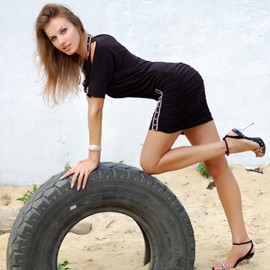 Beautiful girlfriend Christina, 31 yrs.old from Kiev, Ukraine