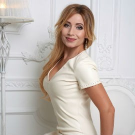 Single mail order bride Irina, 40 yrs.old from Odessa, Ukraine