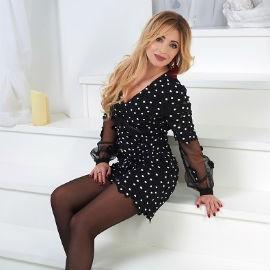 Gorgeous girlfriend Irina, 40 yrs.old from Odessa, Ukraine