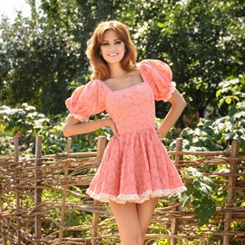 Beautiful girlfriend Maria, 33 yrs.old from Kharkov, Ukraine