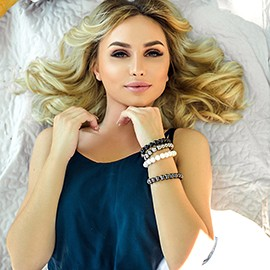 Gorgeous bride Anastasia, 24 yrs.old from Kishinev, Moldova
