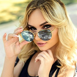 Gorgeous mail order bride Anastasia, 24 yrs.old from Kishinev, Moldova