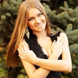 Pretty wife Daria, 23 yrs.old from Donetsk, Ukraine