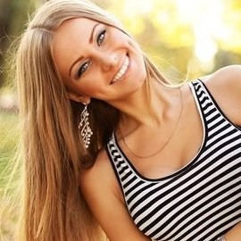 Nice mail order bride Daria, 23 yrs.old from Donetsk, Ukraine