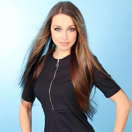 Pretty mail order bride Yelena, 32 yrs.old from Sumy, Ukraine
