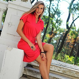 Amazing mail order bride Svetlana, 30 yrs.old from Odessa, Ukraine