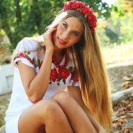 Beautiful lady Svetlana, 30 yrs.old from Odessa, Ukraine