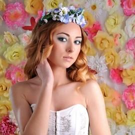 Amazing bride Anna, 27 yrs.old from Kharkiv, Ukraine