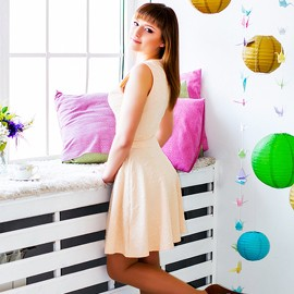 Single lady Alina, 26 yrs.old from Poltava, Ukraine
