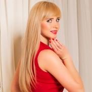 Nice wife Zhanna, 32 yrs.old from Kiev, Ukraine