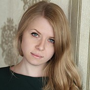 Amazing mail order bride Lidiya, 30 yrs.old from Krasnogorodsk, Russia