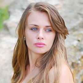 Nice bride Alena, 23 yrs.old from Zhytomyr, Ukraine