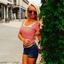 Charming pen pal Oksana, 39 yrs.old from Gatchina, Russia