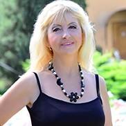 Hot wife Valentina, 57 yrs.old from Berdiansk, Ukraine