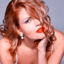 Beautiful wife Oksana, 31 yrs.old from Kiev, Ukraine