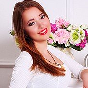 Single girlfriend Lyudmila, 24 yrs.old from Vinnitsa, Ukraine