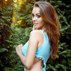Charming wife Kseniya, 21 yrs.old from Zaporijie, Ukraine
