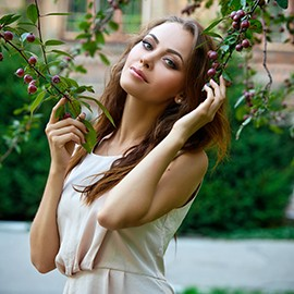 Single wife Kseniya, 21 yrs.old from Zaporijie, Ukraine