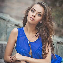 Hot mail order bride Kseniya, 21 yrs.old from Zaporijie, Ukraine