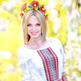 Pretty bride Lyubov, 25 yrs.old from Sumy, Ukraine