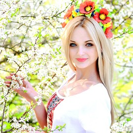 Amazing bride Lyubov, 25 yrs.old from Sumy, Ukraine