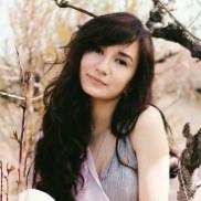 Charming girlfriend Emine, 22 yrs.old from Simferopol, Russia