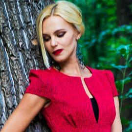 Gorgeous bride Irina, 37 yrs.old from Kiev, Ukraine
