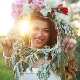Charming miss Xenia, 22 yrs.old from Kiev, Ukraine