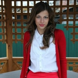 Single woman Xenia, 22 yrs.old from Kiev, Ukraine