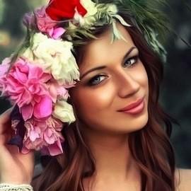 Charming girlfriend Xenia, 22 yrs.old from Kiev, Ukraine