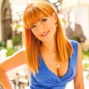 Nice bride Elena, 37 yrs.old from Odessa, Ukraine