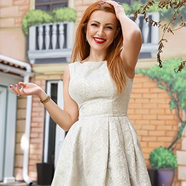 Nice bride Elena, 40 yrs.old from Odessa, Ukraine