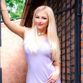 Single pen pal Anastasia, 26 yrs.old from Vinnitsa, Ukraine