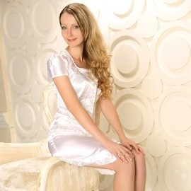 Nice bride Alina, 38 yrs.old from Kiev, Ukraine