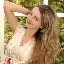 Single bride Alina, 37 yrs.old from Kiev, Ukraine