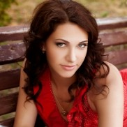 Nice mail order bride Oksana, 30 yrs.old from Donetsk, Ukraine