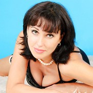 Pretty mail order bride Olga, 45 yrs.old from Sumy, Ukraine