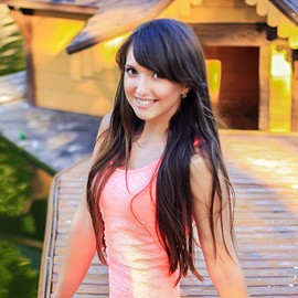 Pretty girlfriend Elena, 26 yrs.old from Zaporozhye, Ukraine