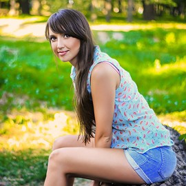 Amazing girl Elena, 25 yrs.old from Zaporozhye, Ukraine